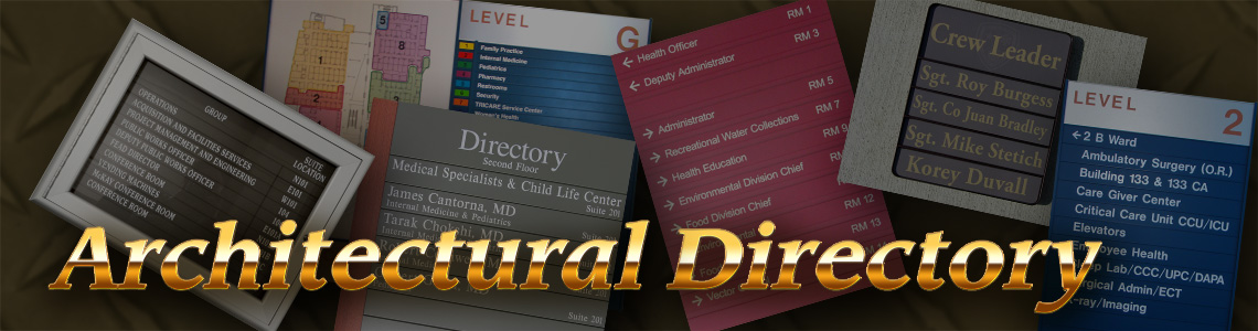 Architectural Directory
